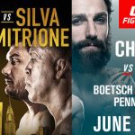 MMA: Bellator 180/UFC Fight Night 112