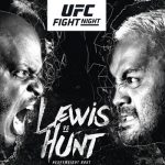 MMA: UFC Fight Night: Lewis vs. Hunt